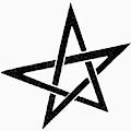 Symbol Pentacle by Granger