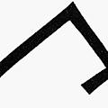 Symbols Chevron Cross by Granger