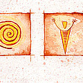 Symbols In Stone by Jerry McElroy