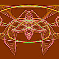 Symmetry Art 2 by Cathy Anderson