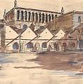 Synagoga Cracow by Monika Golebiowska