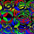 Synchronicity 1 by Angelina Vick