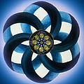 Synergy Mandala 1 by Maya B