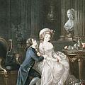 T.2342 Lamant Ecoute, 1775 by Louis Marin Bonnet