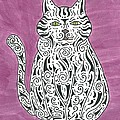 Tabby Cat by Susie WEBER