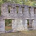 Tabby Ruins by Gordon Elwell