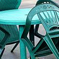 Table And Chairs. by Oscar Williams