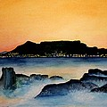 Table Mountain by Brenda Everett