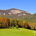 Table Rock In Autumn by Lydia Holly