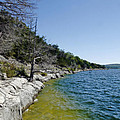 Table Rock Lake Shoreline by CE Haynes