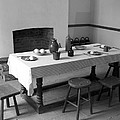 Colonial Table by Jeff Roney