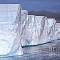 Tabular Iceberg by Kate McKenna