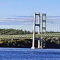 Tacoma Narows Bridge 54 by Ron Roberts