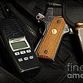 Tactical Gear - Gun  by Paul Ward
