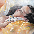 Tahitian Baby by Miki De Goodaboom