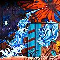 Tahlequah Graffiti by Sennie Pierson