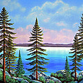 Tahoe Pines by Frank Wilson