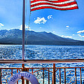 Tahoe Queen Lake Tahoe By Diana Sainz by Diana Raquel Sainz