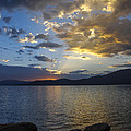 Tahoe Sunset by Mark Smith