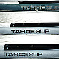 Tahoe Sup by Mark  Ross