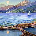Tahoe Tides by Jen Norton