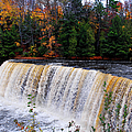 Tahquamenon Falls I by Optical Playground By MP Ray