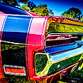 Tail Light by Colleen McIntier