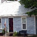 Tailor Shop - Perryville Ky by Thia Stover