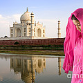 Taj Mahal by David Davis