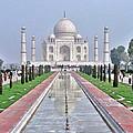 Taj Mahal by Kim Bemis