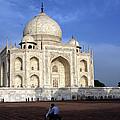 Taj Mahal Love by Aidan Moran