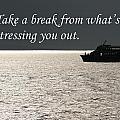 Take A Break From by Pharaoh Martin