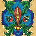 Talavera Flora by Susie WEBER