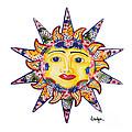 Talavera Sun by Kandyce Waltensperger