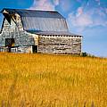Talbott Barn by Matthew Johnson
