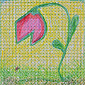 Talking In The Garden by Donna Blackhall