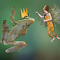 Talking With The Frog King by Buddy Mays