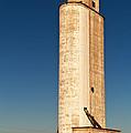 Tall Grain Elevator by Sue Smith