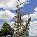 Tall Ship 3 by Tom Doud