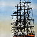 Tall Ship Beauty by James Williamson