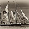 Tall Ship II by Steve Harrington