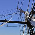 Tall Ship Iv by Mark McKinney