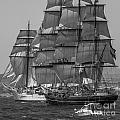 Tall Ship Stad Amsterdam by Pablo Avanzini