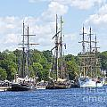 Tall Ships 1 by Tom Doud
