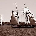 Tall Ships 3 by Andrew Fare