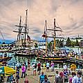 Tall Ships Celebration by Kathryn Strick
