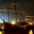 Tall Ships by Debra Forand