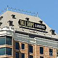 Tall Ships Sign 2 by Tom Doud