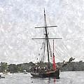 Tallship Providence Prwc by Jim Brage