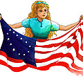 Tammy's Flag by Reynold Jay